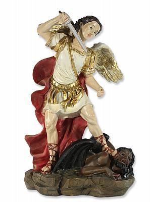 Heiliger Michael mit Drachen