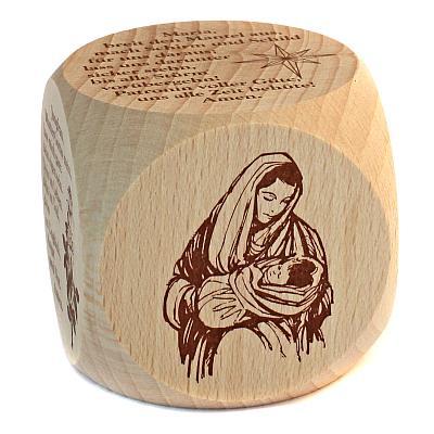 Gebetswürfel Mariengebete