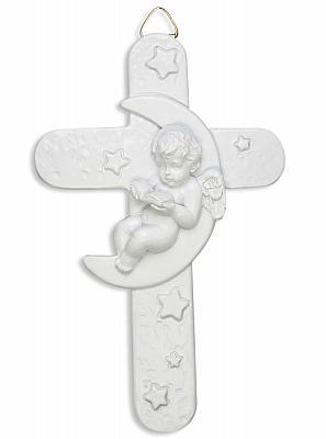 Kreuz 'Engel im Mond'