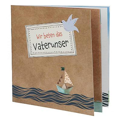Armband 'Vaterunser' mit Begleitheft
