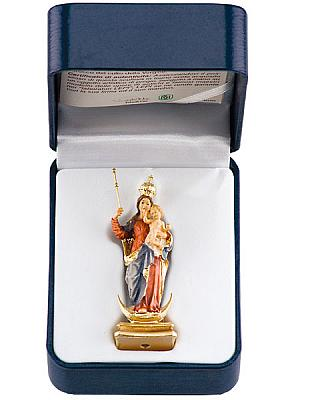 Bavaria Madonna für unterwegs im Etui