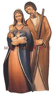 Bethlehem Familie, Holz