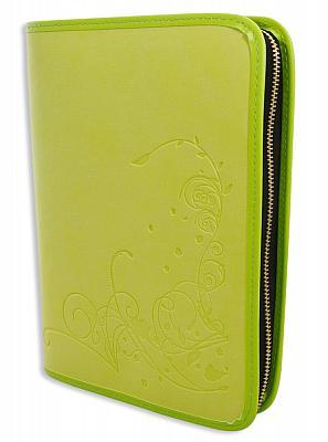 Gotteslobhülle 'Ornamentik', grün (Grün)