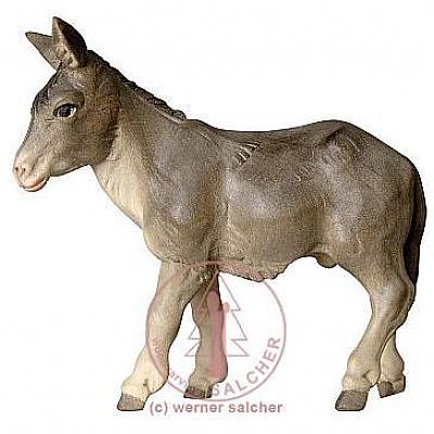 Esel stehend (Salcher Krippe)