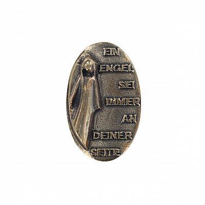 Handschmeichler 'Schutzengel an Deiner Seite', Bronze