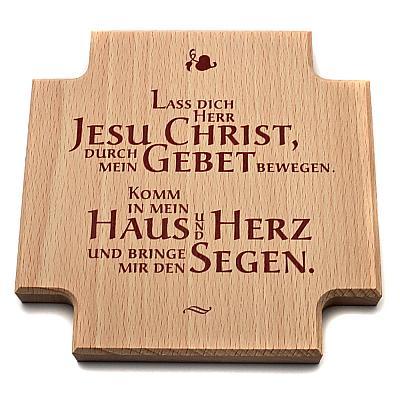 Haussegen Jesus