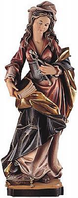 Heilige Apollonia II, Holz