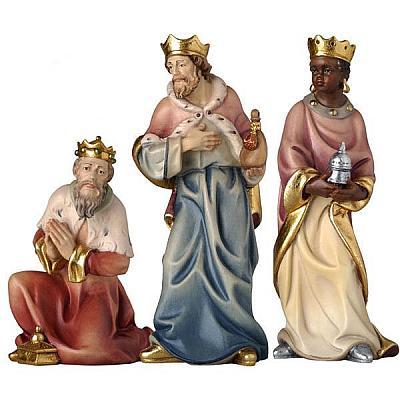 Heilige drei Könige (Salcher Krippe)