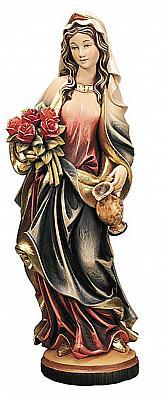 Heilige Elisabeth, Holz
