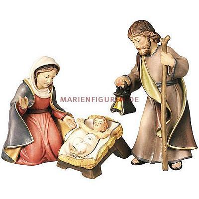 Heilige Familie Betlehem Krippe, Holz