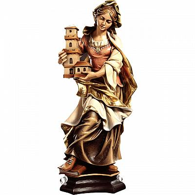 Heilige Hedwig I, Holz