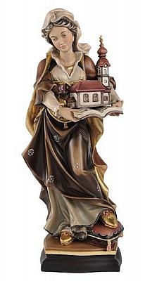 Heilige Hedwig II, Holz