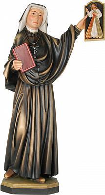 Heilige Maria Faustyna Kowalska, Holz