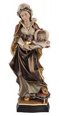 Heilige Veronika, Holz