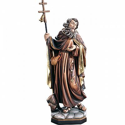 Heiliger Adalbert aus Holz