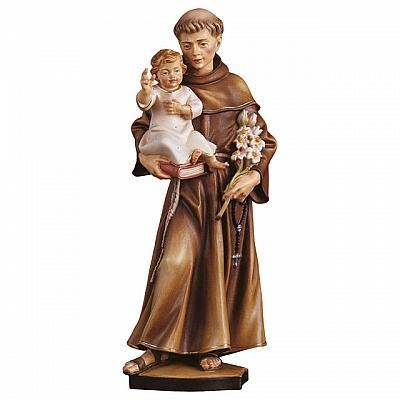 Heiliger Antonius von Padua, Holz