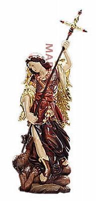 Heiliger Michael, Holz