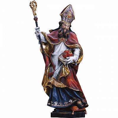 Heiliger Nikolaus, Holz
