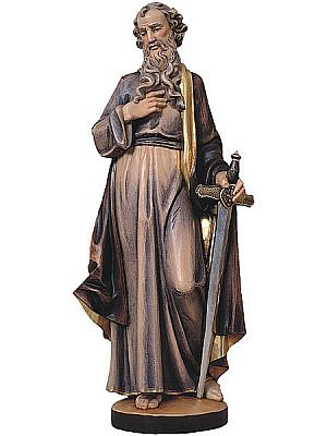Heiliger Paulus, Holz