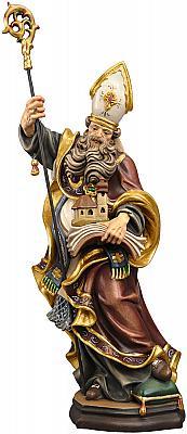 Heiliger Wolfgang, Holz