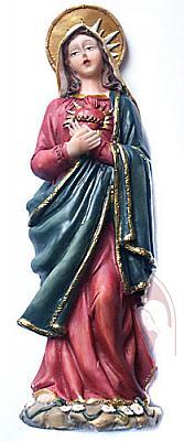 Herz Maria Statue