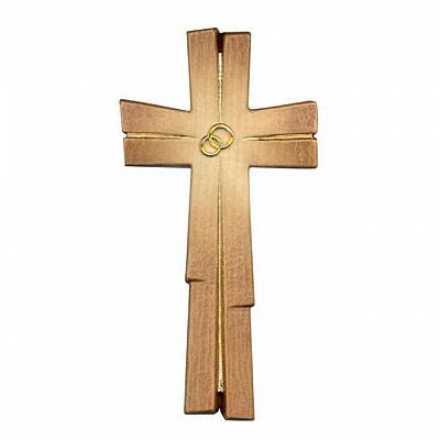 Hochzeitskreuz aus Holz