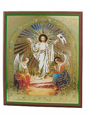 Ikone der Auferstehung