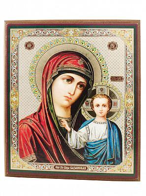 Ikone Madonna mit Jesuskind