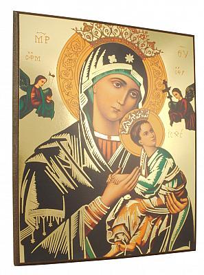 Ikonenbild Madonna mit Jesuskind