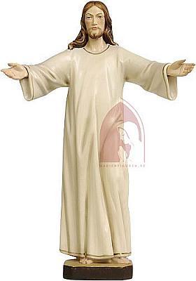 Jesus schlicht, Holz