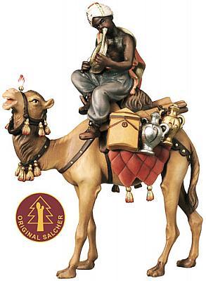 Kamelhirte mit Gepäck (ohne Kamel)