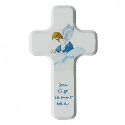 Kinderkreuz 'Dein Engel sei immer bei dir'