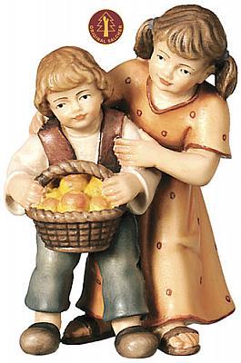 Kinderpaar (Betlehem Krippe)