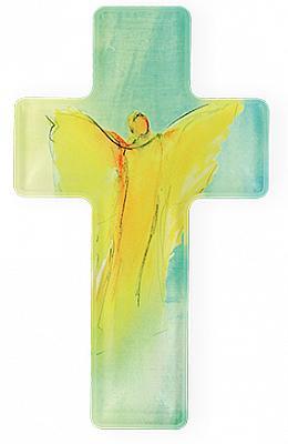 Kreuz 'Dein Engel', modern