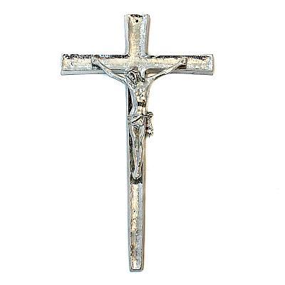 Zinnkruzifix