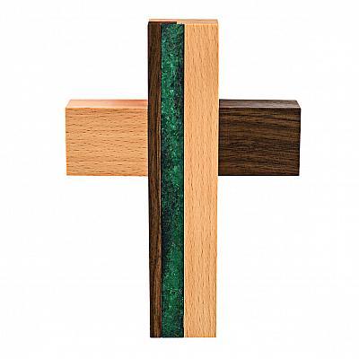 Kreuz 'Vielfarbige Natur'