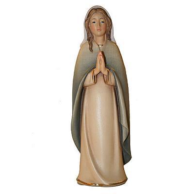 Madonna im Gebet schlicht, Holz