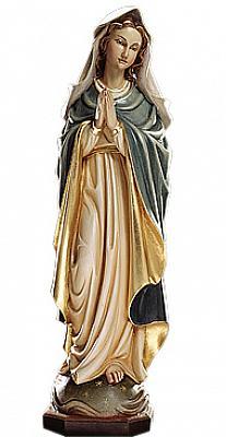 Madonna Immaculata, Holz