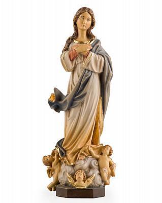Madonna 'Maria Empfängnis', Holz