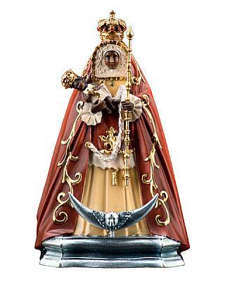 Madonna 'Nuestra Senora De La Candelaria', Holz