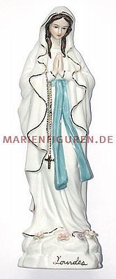 Madonna von Lourdes, Keramik