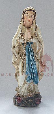 Madonna von Lourdes, klein (6 cm)