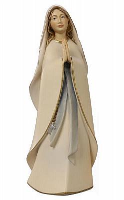 Madonna von Lourdes V, Holz