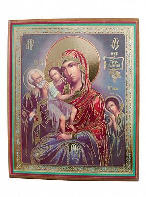 Madonnenikone mit Jesuskind