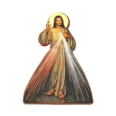 Magnetpin 'Barmherziger Jesus'