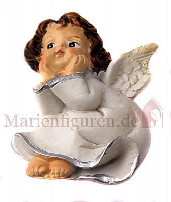 Magnetplakette Engel 'denkend' (Denkend)