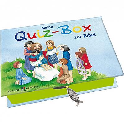 Meine Quiz-Box zur Bibel