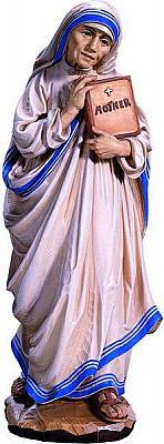 Mutter Teresa, Holz