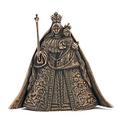 Muttergottes von Kevelaer, Bronze
