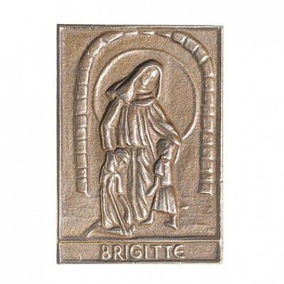Namenspatron Brigitte
